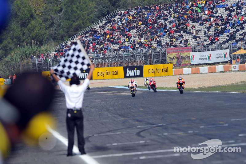 2010: Platz 4 in Estoril