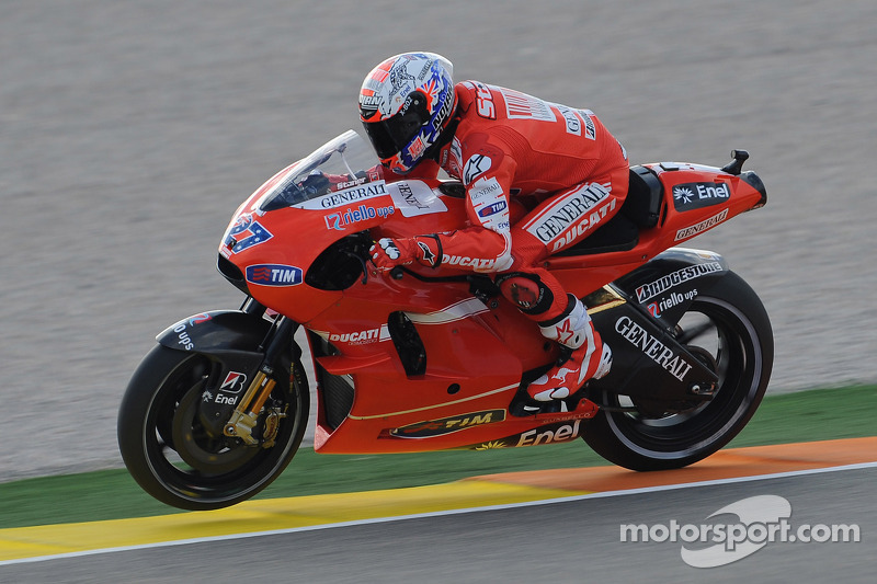 2010: Ducati Desmosedici GP10