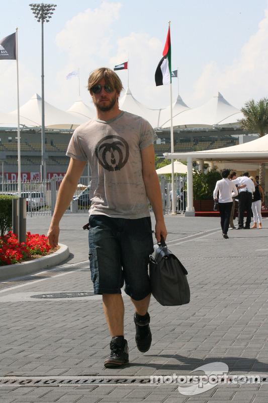 Nick Heidfeld, testrijder, Mercedes GP