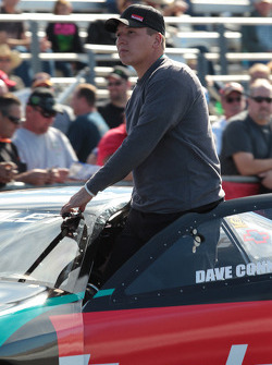 Dave Connolly aboard his IDG/Makita Power Tools Chevy Cobalt