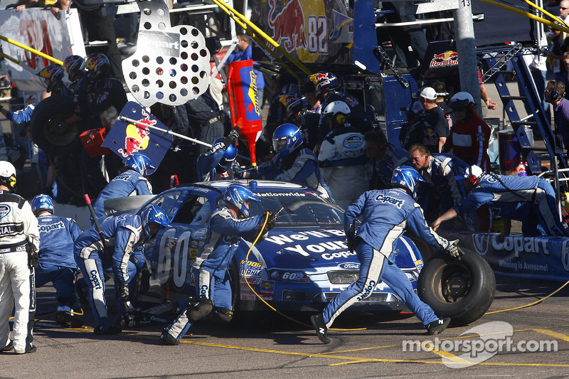 Pitstop Carl Edwards