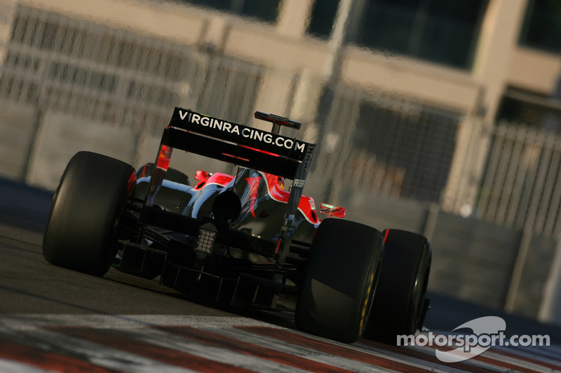 Timo Glock, Virgin Racing