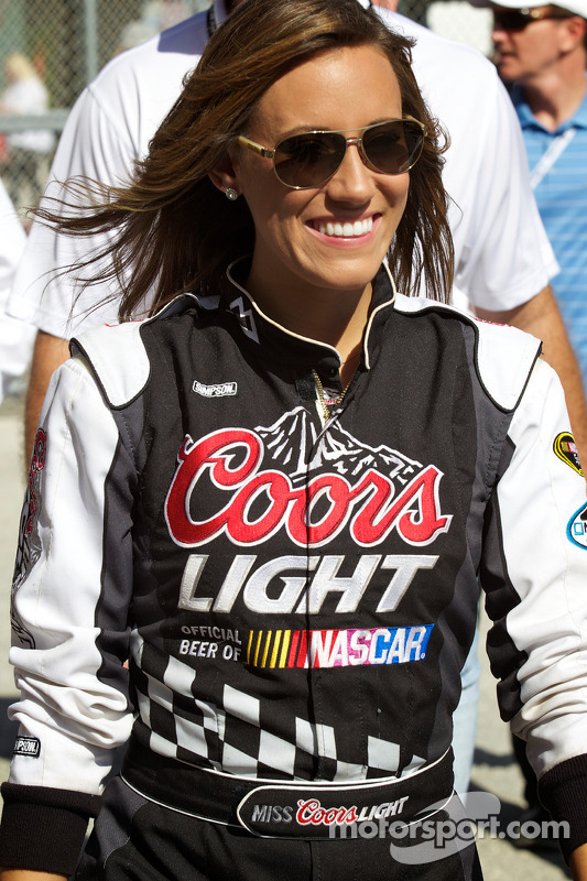 Miss Coors Light