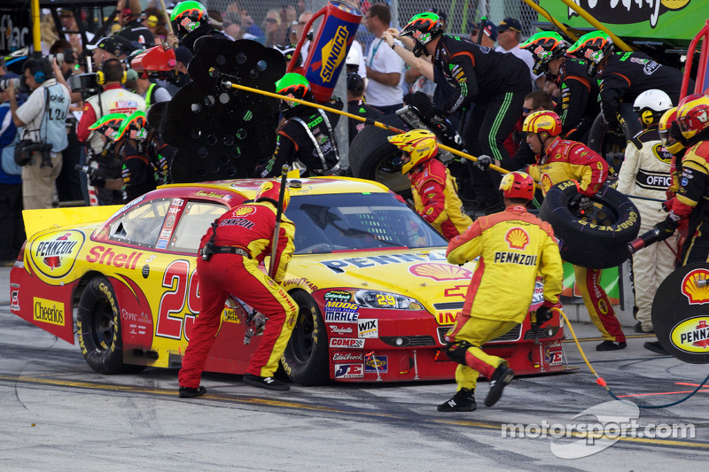Pitstop Kevin Harvick, Richard Childress Racing Chevrolet