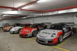 Porsche 911 ROC cars