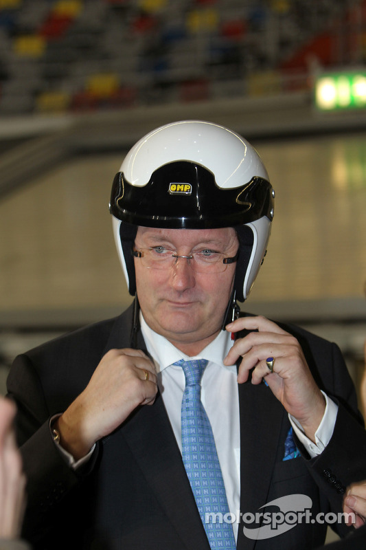 Mayor of Düsseldorf Dirk Elbers