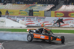 Race of Champions vencedor Filipe Albuquerque