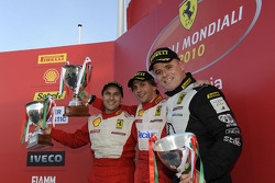 Ferrari Challenge Italia Coppa Shell, race 1