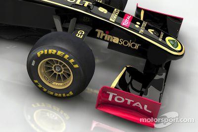 Genii Capital en Group Lotus bundelen krachten in Lotus Renault GP