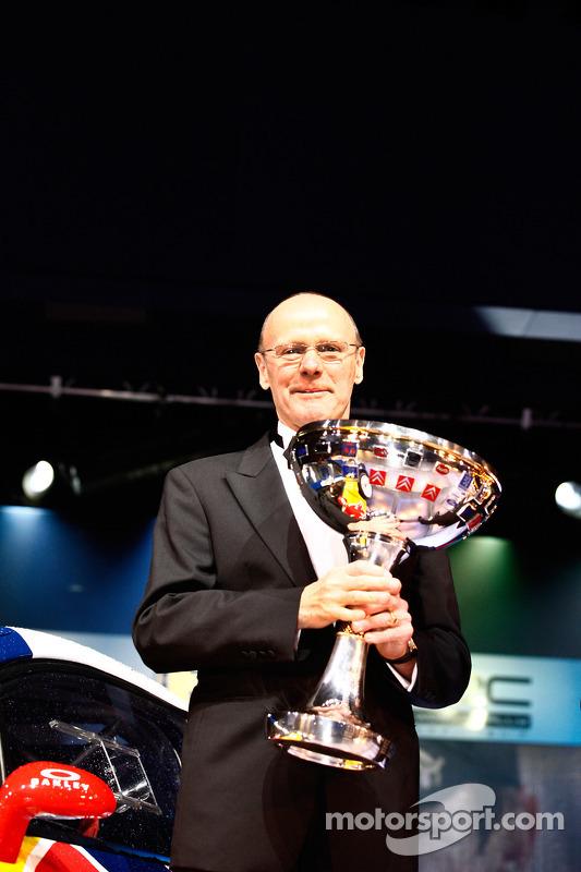FIA World Rally Championship: Olivier Quesnel, Citroën