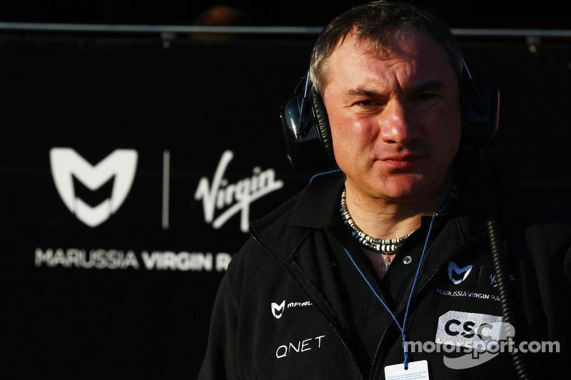 Николай Фоменко, президент Marussia Motors