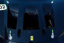 #002 Extreme Speed Motorsports Ferrari F458 GTC front detail