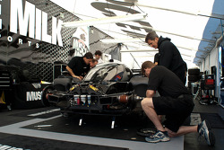 #6 Muscle Milk Aston Martin Racing Lola B08 62