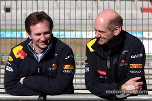 Horner and Newey to participate in the 2012 Silverstone Half Marathon