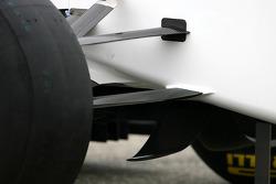 Der neue Sauber C30 im Detail