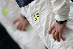 Kamui Kobayashi, BMW Sauber F1 Team y Sergio Pérez, Sauber F1 Team
