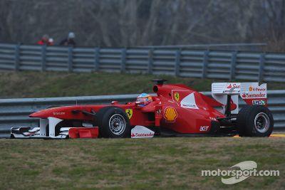 Präsentation: Ferrari F150