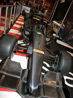 Pirelli F1 Test Car