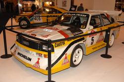 Group B Audi Rally Car