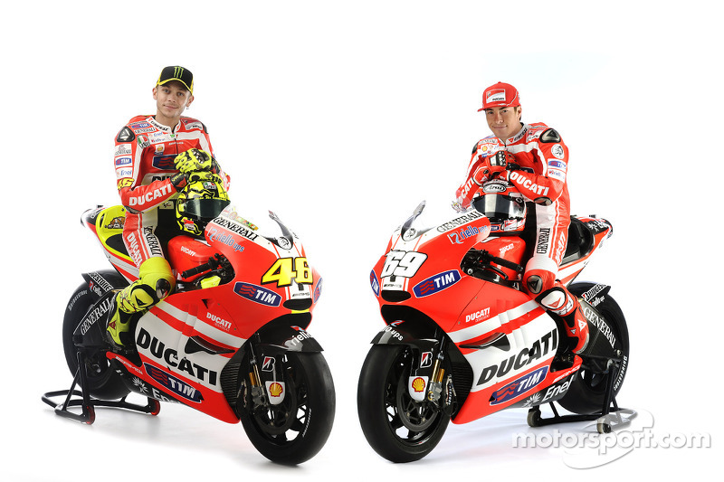 Ducati Karriere