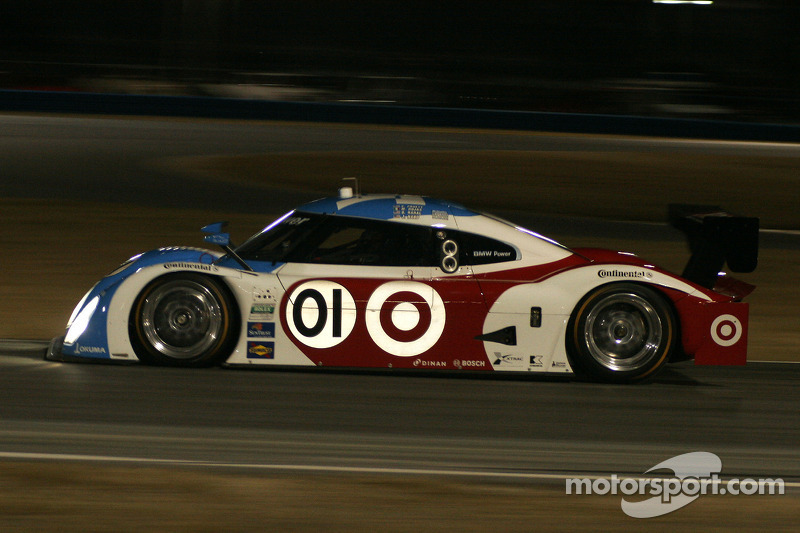 #01 Chip Ganassi Racing with Felix Sabates BMW-Riley: Joey Hand, Scott Pruett, Graham Rahal, Memo Rojas