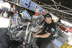 BMW Motorrad by Speedbrain team member at work