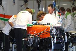 Force India detay