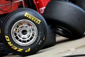 Medium and Soft Pirellis for Monza