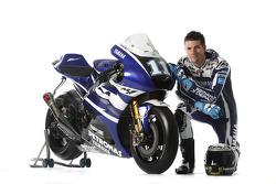 Ben Spies con la Yamaha YZR-M1 2011