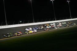 Restart: Ricky Carmichael, Tuner Motorsport Chevrolet leads