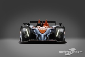 The 2011 Aston Martin Racing AMR-One LMP1 car