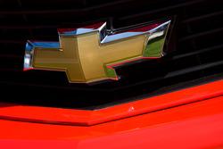 Unveling of the 2011 Daytona 500 Chevrolet Camaro SS pace car
