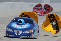 Greg Stanfield in his Saftey Sentry Pontiac GXP