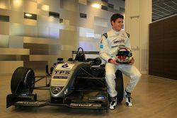 Scott Pye and his 2011 Dallara