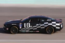#01 CKS Autosport Camaro GS.R: Dave Mundy, Tony Rivera