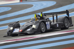#40 Race Performance Oreca 03 - Judd: Michel Frey, Ralph Meichtry