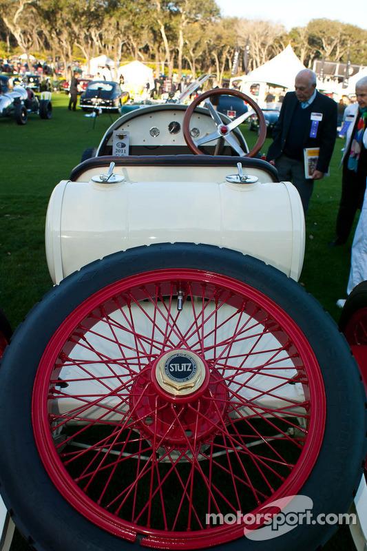 #176 Stutz Indy Race Car de 1914: Jim & Cindy Griggs Collection