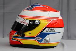Helmet of Paul di Resta, Force India F1 Team