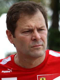 Aldo Costa, Scuderia Ferrari