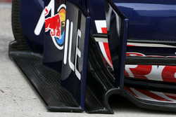 Scuderia Toro Rosso, Technical detail, fraont wing