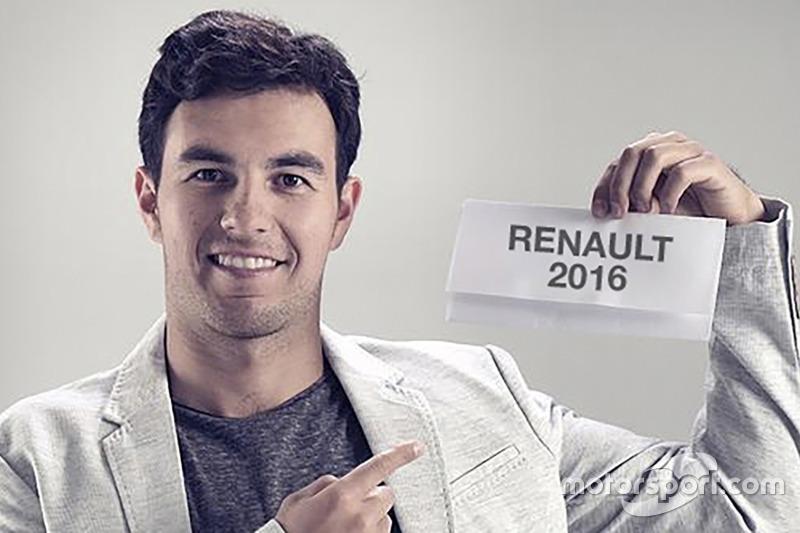 Sergio Perez?