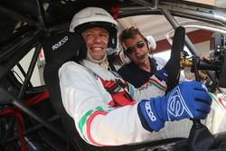 Stefano Accorsi e Massimo Arduini sulla Peugeot 308 Mi16 GTi