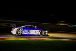 #27 Sainteloc Racing, Audi R8 LMS: Michael Blanchemain, Jean-Paul Buffin, Valentin Hasse-Clot, Gilles Lallement