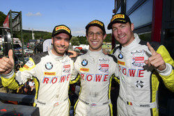 Sieger: #99 Rowe Racing, BMW M6 GT3: Maxime Martin, Philipp Eng, Alexander Sims