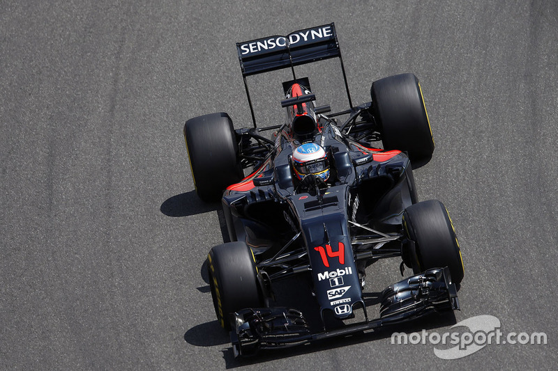 13. Fernando Alonso, McLaren