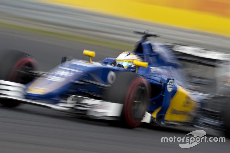 2016: Marcus Ericsson, Sauber C35