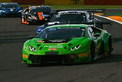 #63 GRT Grasser Racing Team, Lamborghini Huracan GT3: Diego Alessi, Nicolas Pohler, Anders Fjordbach, Dennis Andersen
