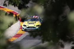 #09 Automatic Racing Aston Martin Vantage: Andrew Hobbs, Al Carter