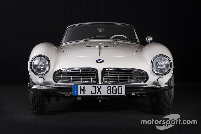 Elvis Presley BMW 507