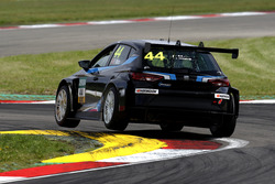 Francisco Mora, Target Competition, SEAT Leon TCR